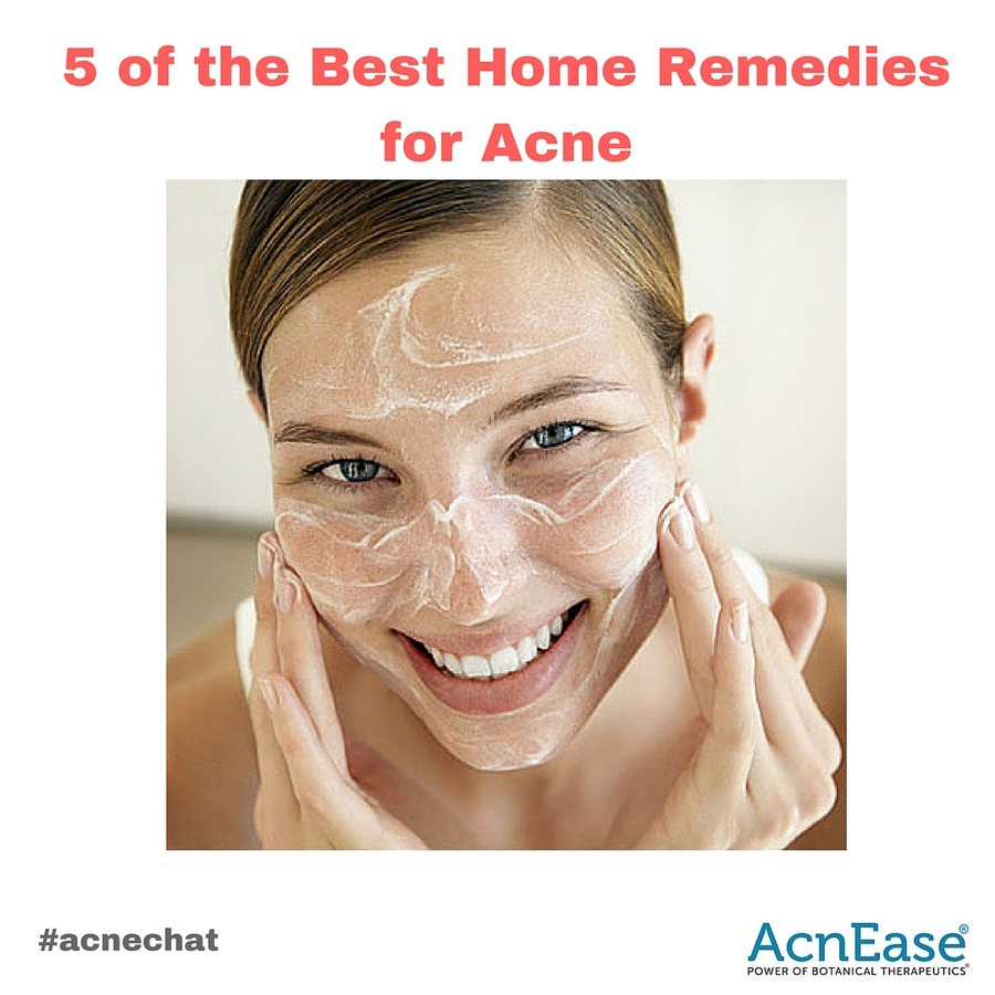 5 Of The Best Herbal Home Remedies For Acne Blog