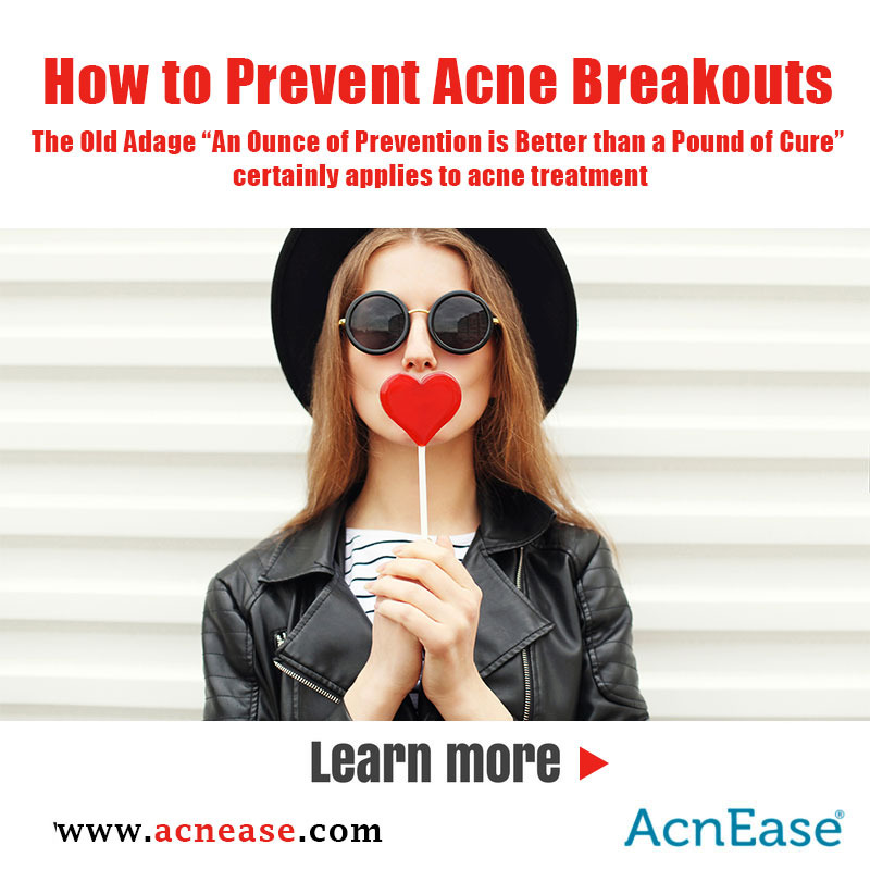 How to Prevent Acne Breakouts
