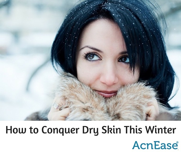 How to Conquer Dry Skin This Winter
