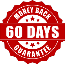 money back 60 days garantee