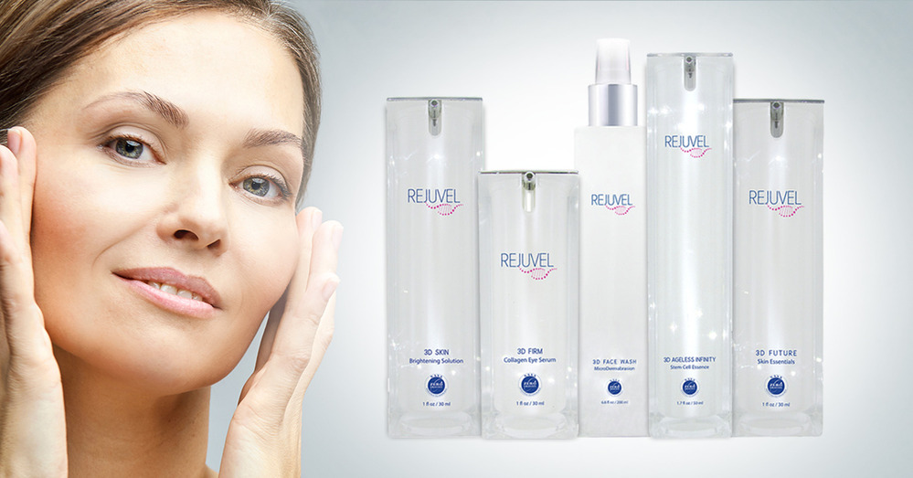 Fight All your Skin Concerns with 3D Rejuvel Ageless Infinity